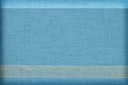 Decorative fabric background. Scrapbook, photobook concept Stockfoto
