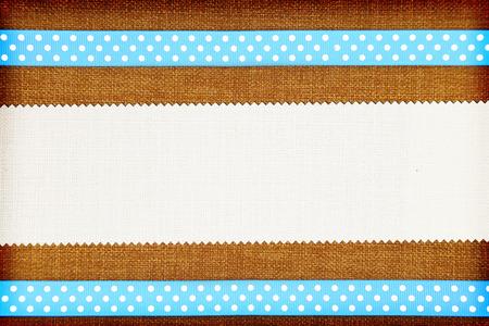 baptism background: Decorative fabric background. Scrapbook, photobook concept Stock Photo