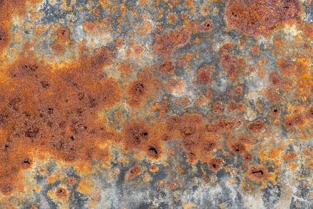 Grunge rusty surface closeup background Stock Photo