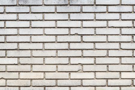 mattone texture muro bianco