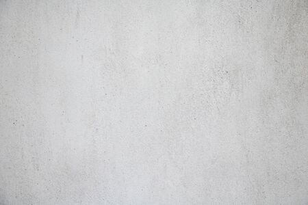 White color, plaster texture background, building facade wall grunge material