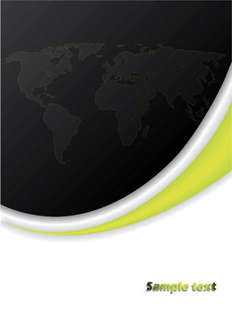 Company presentation background Stock Vector - 6620680