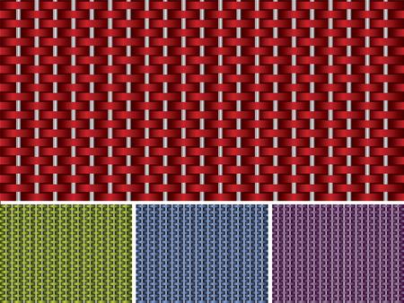 seamless textures Stock Vector - 6620815