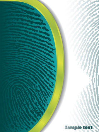 bifurcation: Fading fingerprints  Illustration