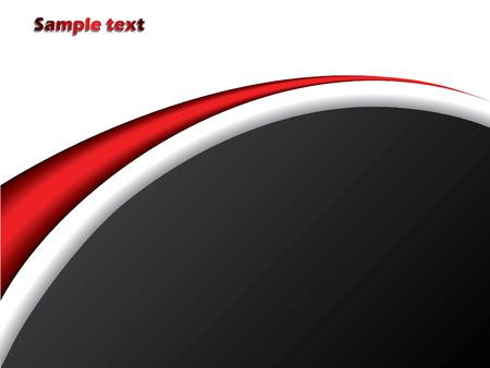 line artwork: Company presentation brochure