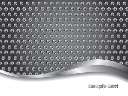 fleck: Fondo con puntos 3D