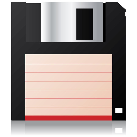 Classic Floppy disk  Vector
