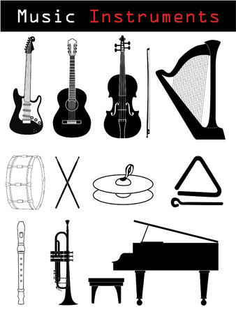 accords: Music Instruments