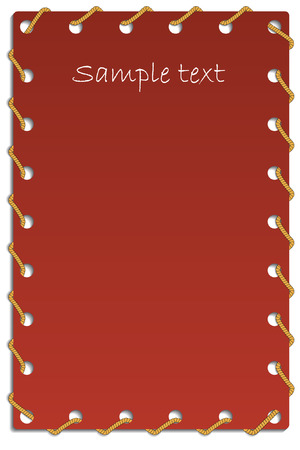 roped: Roped card