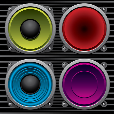 emit: Various speakers