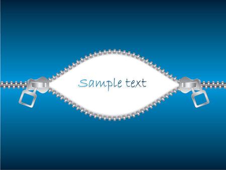 unzipped: Unzipped text