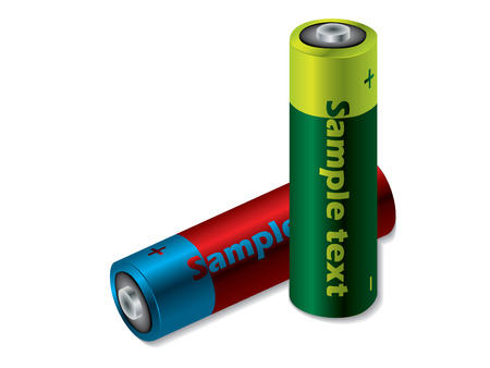 recarga: Bater�as de coloridos