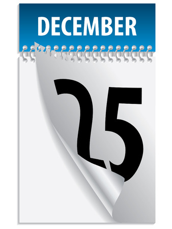 tearing down: Tearing down december calendar