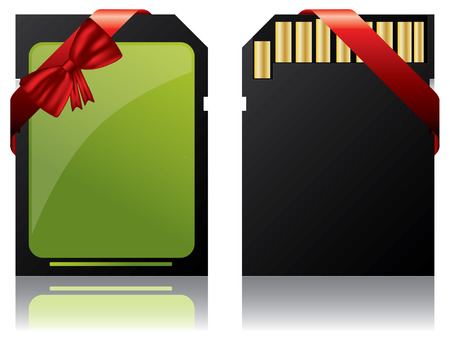 sd: Sd card for gift