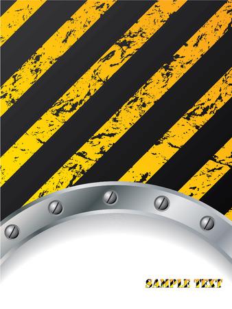 Grunge stripes background Vector