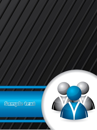 sample text: Brochure design for network marketing
