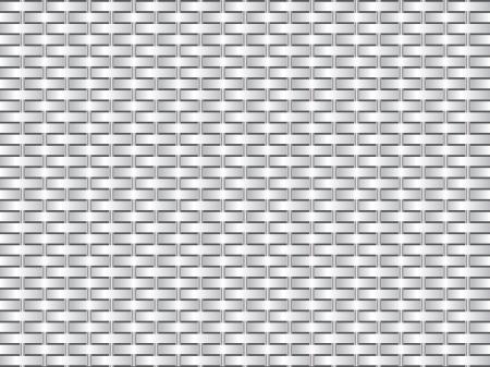 seamless metal: Grid like texture design with metal bars