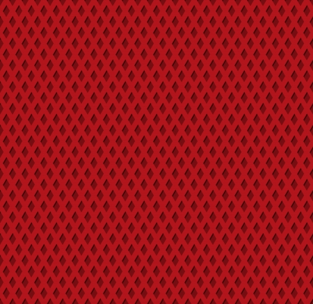 diamond shaped: Red diamond shaped tileable seamless textured background