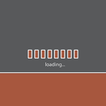 progressbar: Simple website loading bakground design with white lines