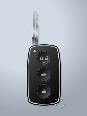 remote: Car remote key with lock unlock windop up and trunk open functions