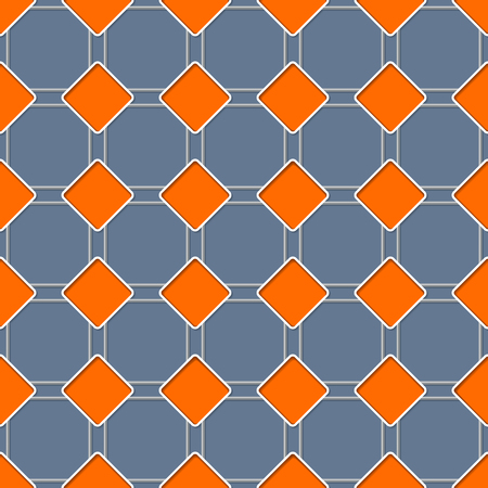 rhomb: Seamless rhomb pattern background with 3d effect