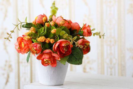 vase handmade in studio photo