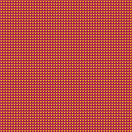 Micro Pattern V simple Pattern Background illustration  in yellow and red color. This is yellow color v shape abstract pattern illustration  background design . that you can use for background and make application for android and ios. it is micro design i Stock Photo