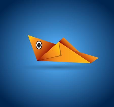 freedom couple: Origami Animal