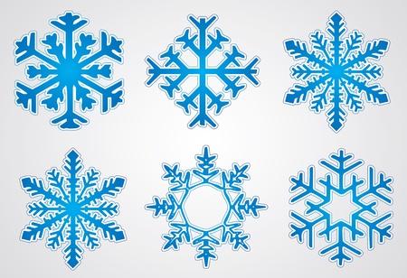 Christmas snowflake Stock Vector - 10591361