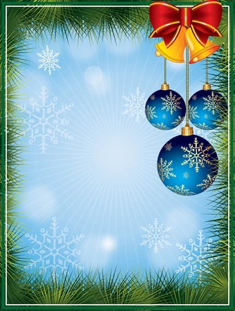 Christmas Stock Vector - 10794719
