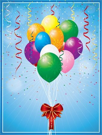 beautifully: Christmas Balloon