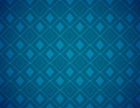 rhombus: Vector Poker Background Illustration