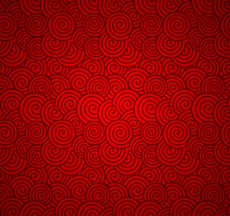 Vector traditional chinese background Vector