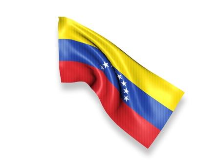 Bandera de Venezuela Foto de archivo - 15733038