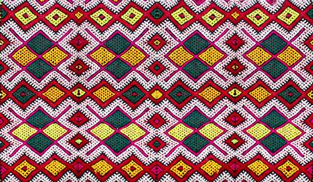 souk: Hand made carpet  Morocco