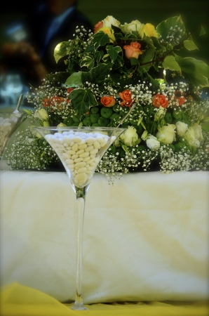 Composizione floreale, wedding designer