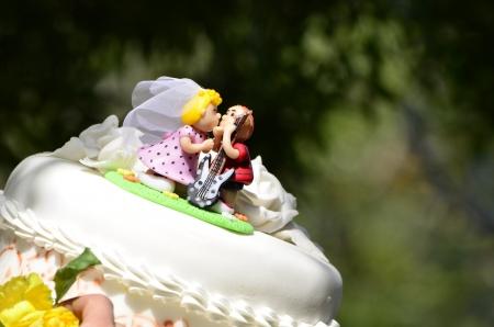 topper: torta nuziale, topper cake