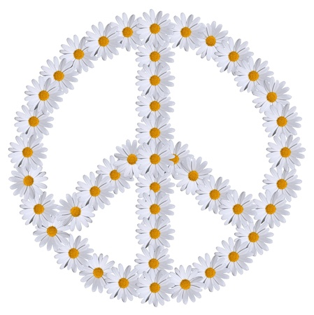 peace and love: Flower power