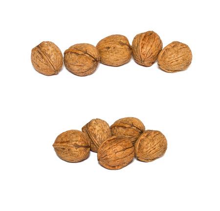 2 sets of walnuts
