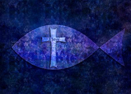 Ichtys christian symbol