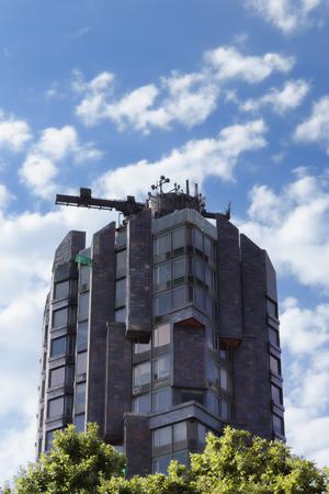 バルセロナ, スペイン - 2013 年 7 月 13 日: コル legi 僚・ デ ・ Gestors Administratius ・ デ ・ カタルーニャ