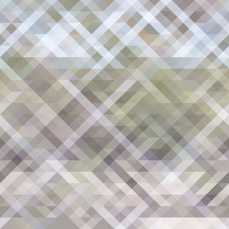 Retro gray-green abstract background of translucent triangles