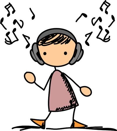 microfono radio: Doodles M�sica