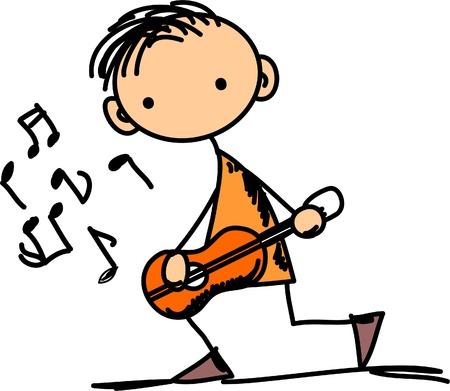 Music Doodles Stock Vector - 11213525