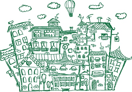 trekken: Art huizen voor uw ontwerp