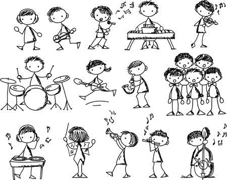boite a musique: Doodles Musique