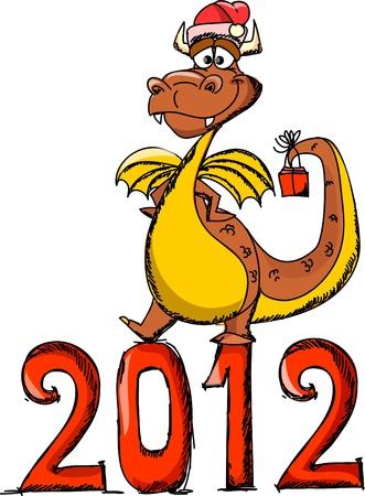 mercenary: Dragon, Happy New Year