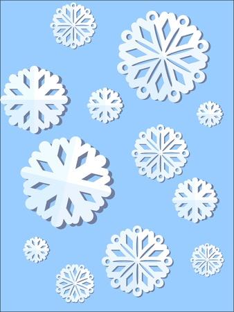 glisten: Рождественская снежинка