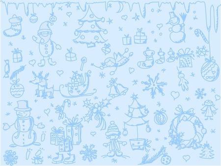 fairly: Christmas background