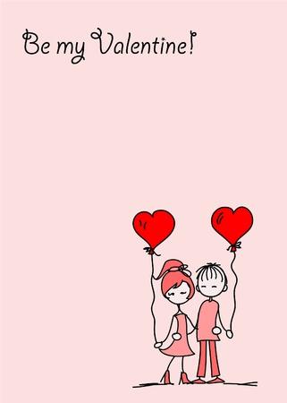 teen love: Lovers girl and boy